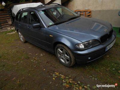 używany BMW 2002 e46 kombi 2,0 lpgrok