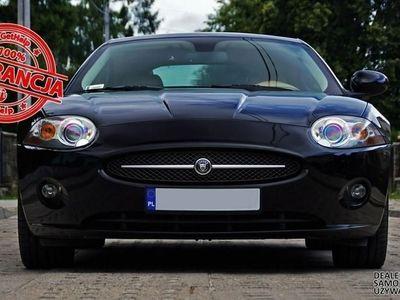 używany Jaguar XK 4.2dm 306KM 2007r. 150 000km