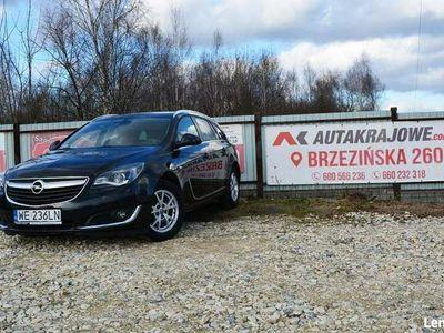 używany Opel Insignia A 1.6 136KM