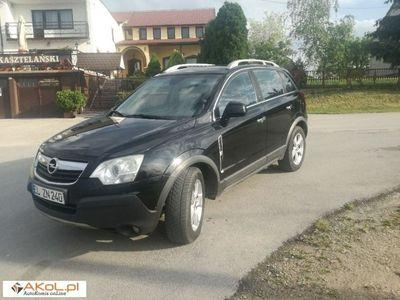 używany Opel Antara 2dm 150KM 2007r. 221 650km