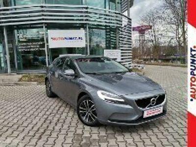 używany Volvo V40 | Gwarancja Przebiegu i Serwisu | I-WŁ | ASO | Full LED | Kamera Cof