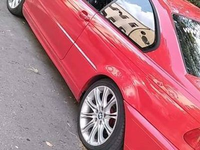 używany BMW 318 i e46 coupe 1.9