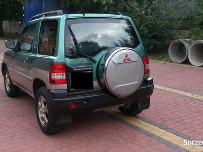 używany Mitsubishi Pajero Pinin, 2001 rok produkcji 4x4, Klima, Bezw