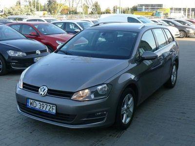 used VW Golf 2dm3 150KM 2015r. 174 993km WD3972F ! Highline ! Kombi !