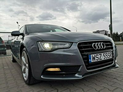 używany Audi A5 Lift, 2012r, Bi-ksenony, ALusy 18, Skóry, Bogata Opcja, Piękna, 8T (2007-2016)