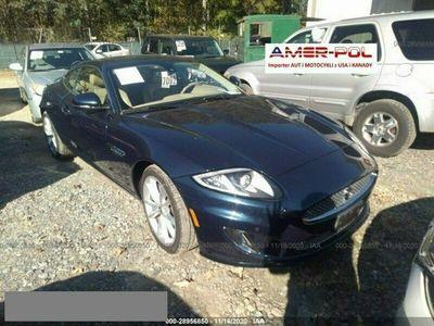 używany Jaguar XK 5dm 385KM 2013r. 46 000km