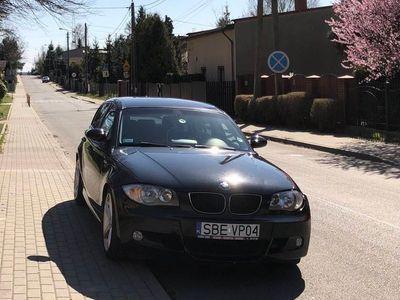 używany BMW 118 E87 LCI navi Dpf d N47D20C po serwisie