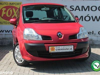 używany Renault Modus 1.2dm 75KM 2010r. 143 885km