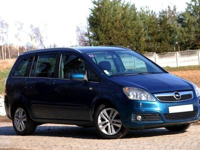 używany Opel Zafira B 1.9 CDTI Enjoy