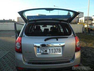 używany Chevrolet Captiva CAPTIVA 4X44X4