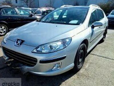 używany Peugeot 407 Premium -Panorama- Bezwypadkowy !