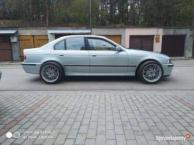 używany BMW 540 i