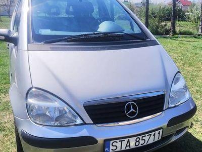 używany Mercedes A140 benzyna maly miejski mocarz POLECAM!