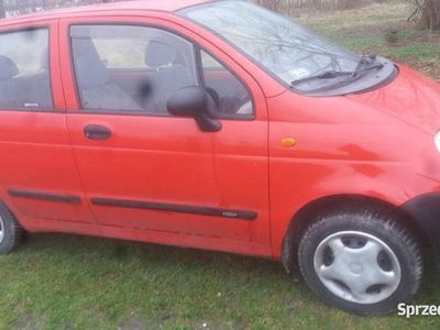 używany Chevrolet Matiz 1999 r.