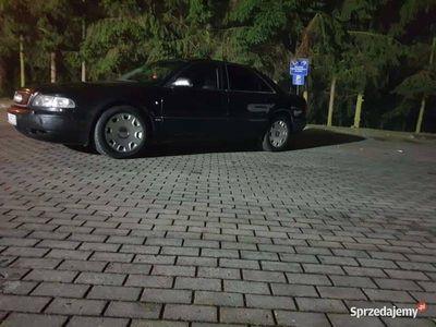 używany Audi A8 d2 4.2 benz i gaz