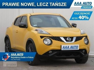 używany Nissan Juke  Salon Polska, Serwis ASO, Skóra, Navi, Xenon, Klimatronic,, Piaseczno