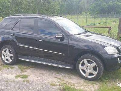 używany Mercedes ML320 CDI 224KM 4x4 pakiet AMG