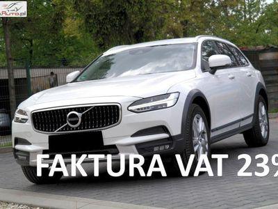 używany Volvo V90 2dm3 190KM 2017r. 49 000km Cross Country*D4*AWD*Skóra*Full LED*Kamera*F-VAT 23%*Idealny