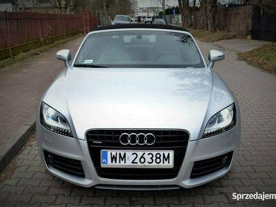 używany Audi TT SLine/ 4x4 Quattro/ Automat/ Limited Edition/ Kabriolet/ Faktura VAT 8S (2014-)