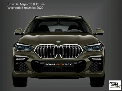 używany BMW X6 X6xDrive 30 d M Sport G06 (2019-)