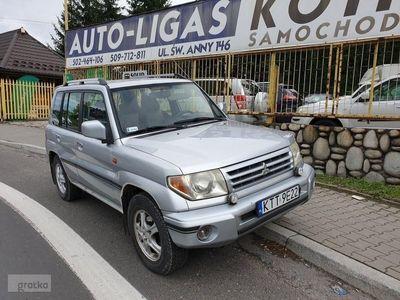używany Mitsubishi Pajero Pajero IIIPININ 1.8 + GAZ