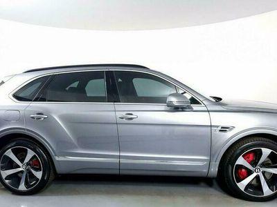 używany Bentley Bentayga 4dm 550KM 2019r. 20 363km