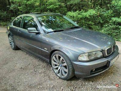 używany BMW 330 e46 CI Coupe LPG M54B30 Klimatyzacja