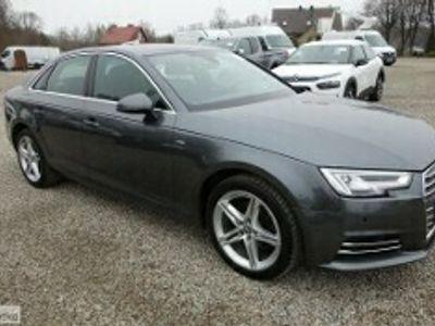 używany Audi A4 2dm 150KM 2017r. 94 000km