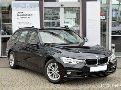 używany BMW 320 2dm 184KM 2016r. 81 836km