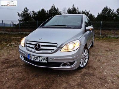 używany Mercedes 200 klasa B 2dm3 140KM 2007r. 175 000kmCDI*Climatronic*Alu*Navi*Półskóry*Idealny Stan*ZOBACZ!!!
