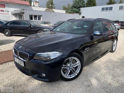 używany BMW 525 SERIA 5 d F11 Kombi M-Pakiet Automat LED Navi PRO !