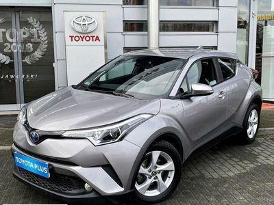używany Toyota C-HR 1.8dm 122KM 2018r. 18 018km