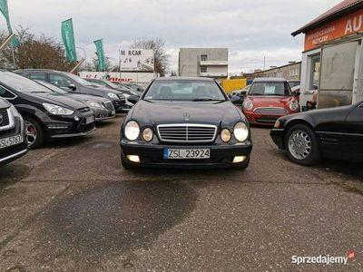 używany Mercedes CLK320 W208 3.2 218KM