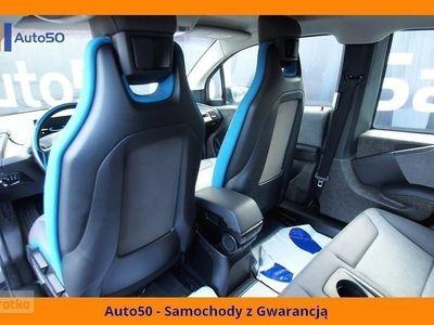 używany BMW i3 I 2016 100% elektryczny SalonPL Nawigacja VAT23%
