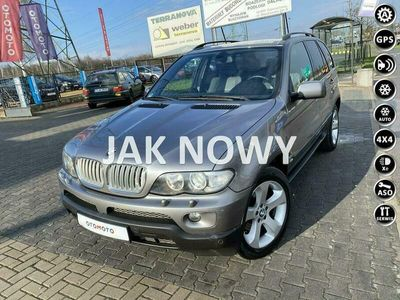używany BMW X5 3dm 218KM 2005r. 300 000km