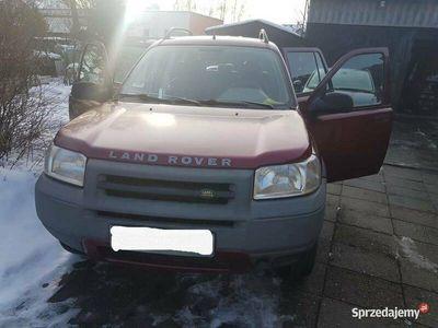 używany Land Rover Freelander 2001