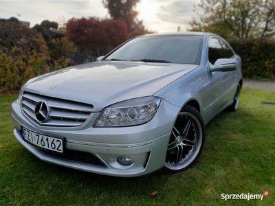 używany Mercedes CLC200