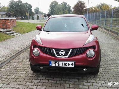 używany Nissan Juke możliwa zamiana oferta prywatna