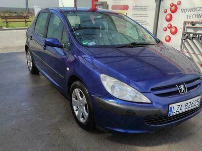 używany Peugeot 307 benzyna+gaz