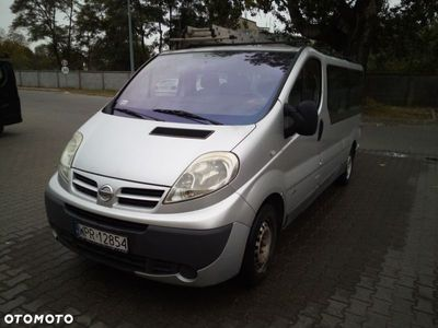 używany Nissan Primastar