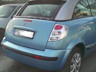 używany Citroën C3 Pluriel 1,4 2003r