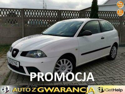 używany Seat Ibiza 2008 rok 1.2 12v z Niemiec sprawne ładne auto Wspomaganie III (2002-2008)