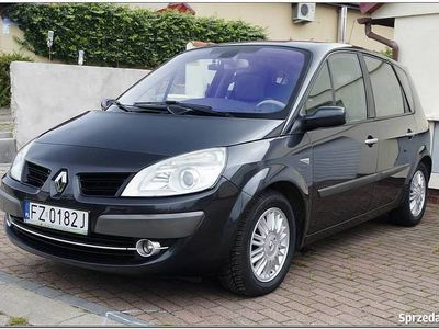 używany Renault Scénic II - Lux Privilege pełna opcja - Panorama
