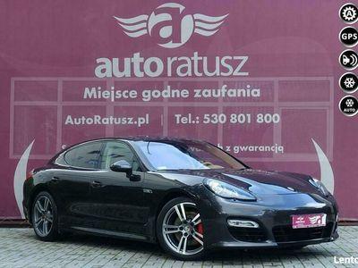 używany Porsche Panamera 3.6dm 299KM 2011r. 89 744km
