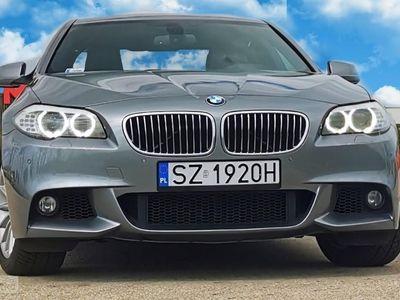 używany BMW 528 SERIA 5 iA xDrive pełny M Pakiet Krajowy Salon