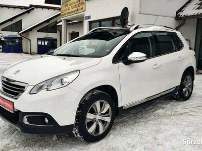 używany Peugeot 2008 1.6dm 120KM 2015r. 110 379km