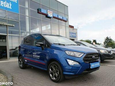 używany Ford Ecosport II ST-LINE 1.0EcoBoost125KM Demonstracyjny Salon Polska F-Vat 23%