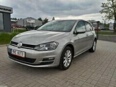używany VW Golf VII 1.6 TDI BMT 110KM Lounge