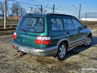 używany Subaru Forester 2002 R, LIFT, 4X4, 2.0 BOXER 125 KM,Panorama