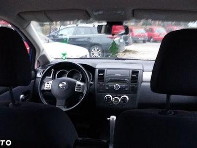 używany Nissan Tiida